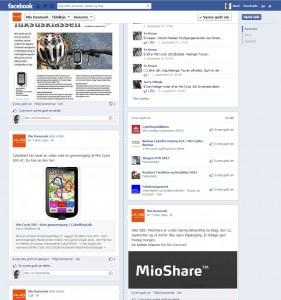 2013-09-11 - Mio DK Facebook cykelstart