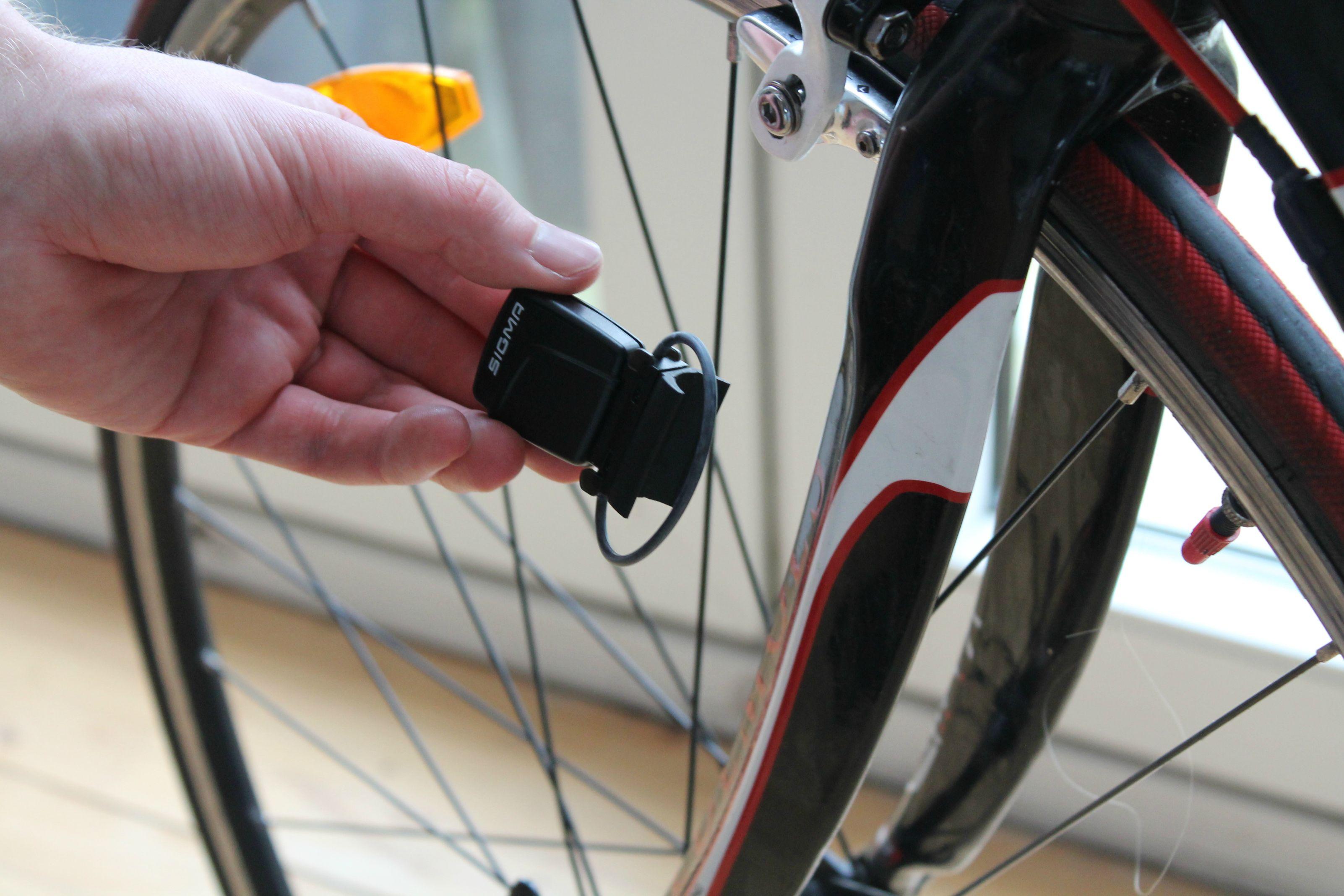 Test: Sigma BC 8.12 ATS cykelcomputer | CykelStart.dk