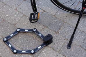 Sådan sikrer du din cykel på rejsen