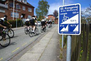 Alpe-skilte skal markedsføre Nordeuropas bedste cykel-terræn