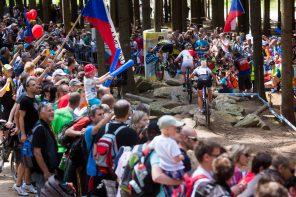 Til Tjekkiet til Verdensmesterskabet i mountainbike, udflugter og øl