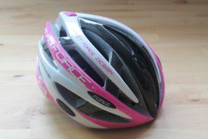 Test: Force Road cykelhjelm til kvinder