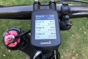 Test: Garmin EDGE 130 Cykel GPS