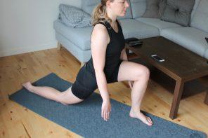Brug yoga som supplement til cykeltræningen