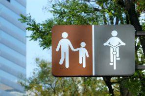 Nye skilte til cyklisterne i København