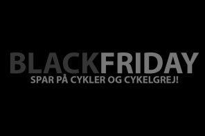 De bedste Black Friday tilbud på cykler og cykelgrej (2017)