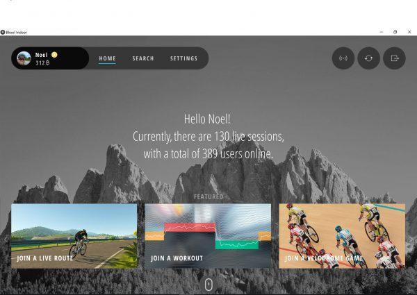 bkool-interface