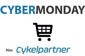 Cyber Monday hos CykelPartner.dk