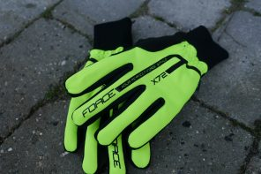 Test: Force X72 Fluo vinterhandsker