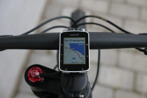 Garmin EDGE 520 Unboxing