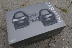 Test: Garmin Vector 3