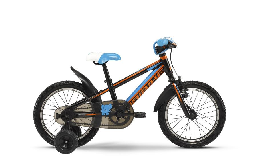 børnecykel 18 tommer