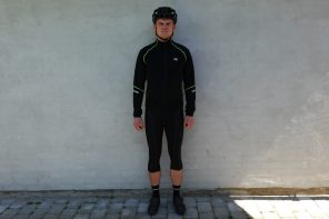 Test: Newline Bike Protect Jersey + Panel Knee Pants cykeltøj