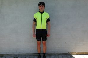 Test: Newline Bike Stretch jersey + Laser bib Shorts