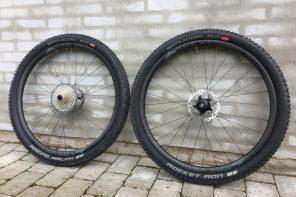 Nordic Wheels: Håndbyggede carbon hjulsæt til mountainbike