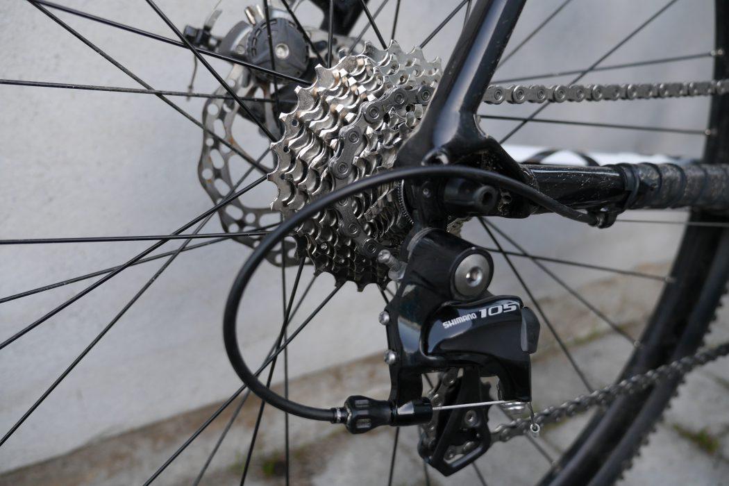 kassette cykel