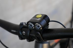 Test: UltraLED MTB 2000 LED forlygte