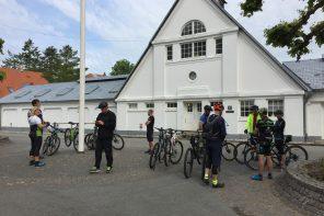 MTB ophold på Vejlsøhus