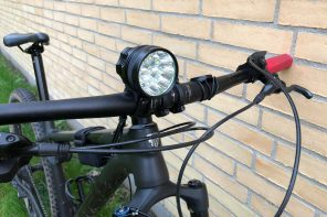 Test: UltraLED MTB 9000 LED forlygte