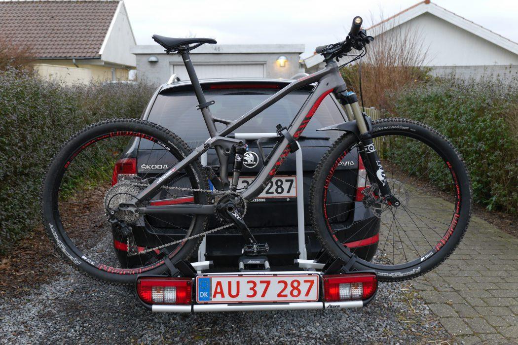 test atera strada sport e bike cykelholder. Black Bedroom Furniture Sets. Home Design Ideas