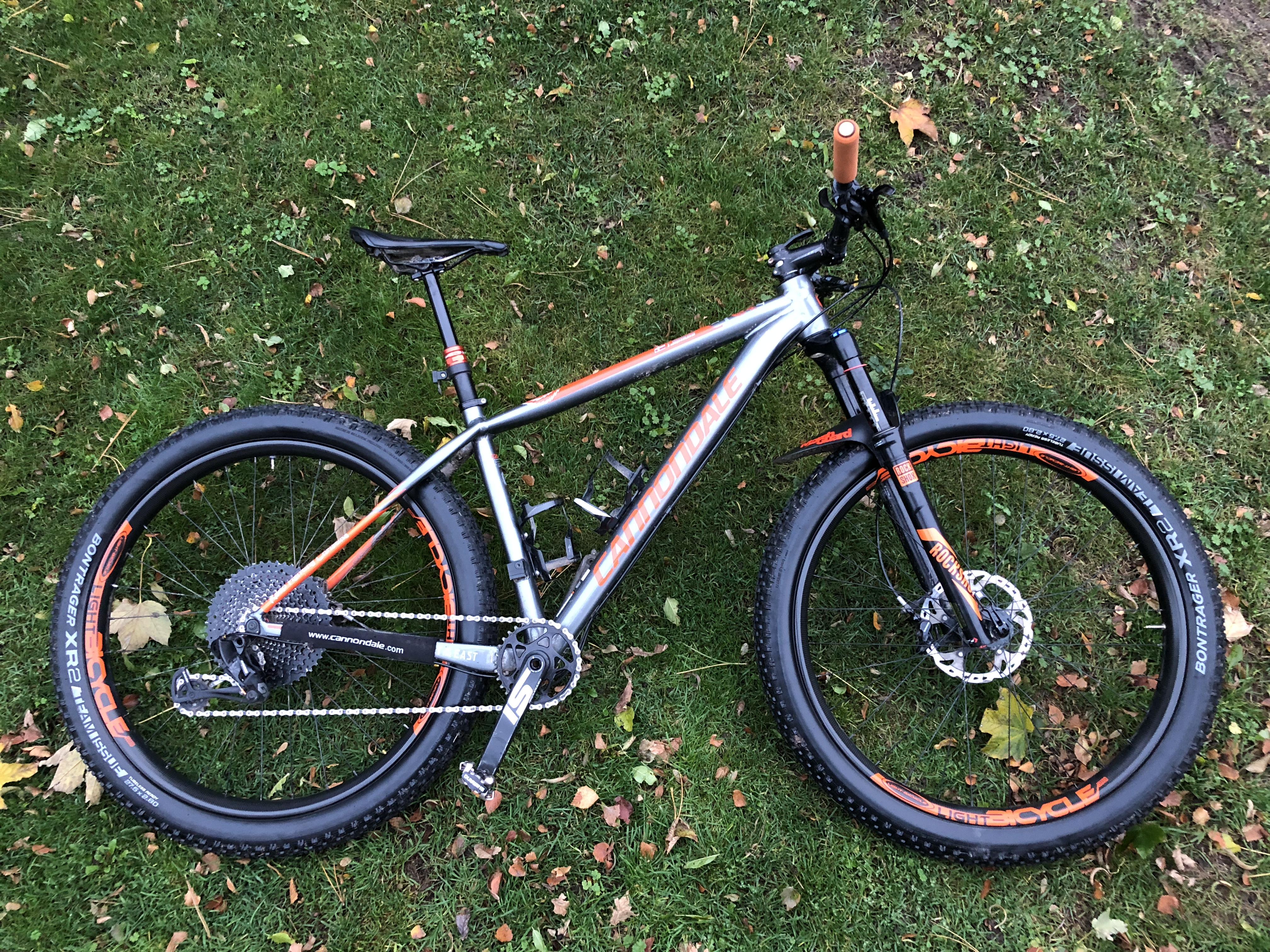 Test: Bontrager XR2 Team Issue TLR MTB-dæk 27,5+ | CykelStart.dk