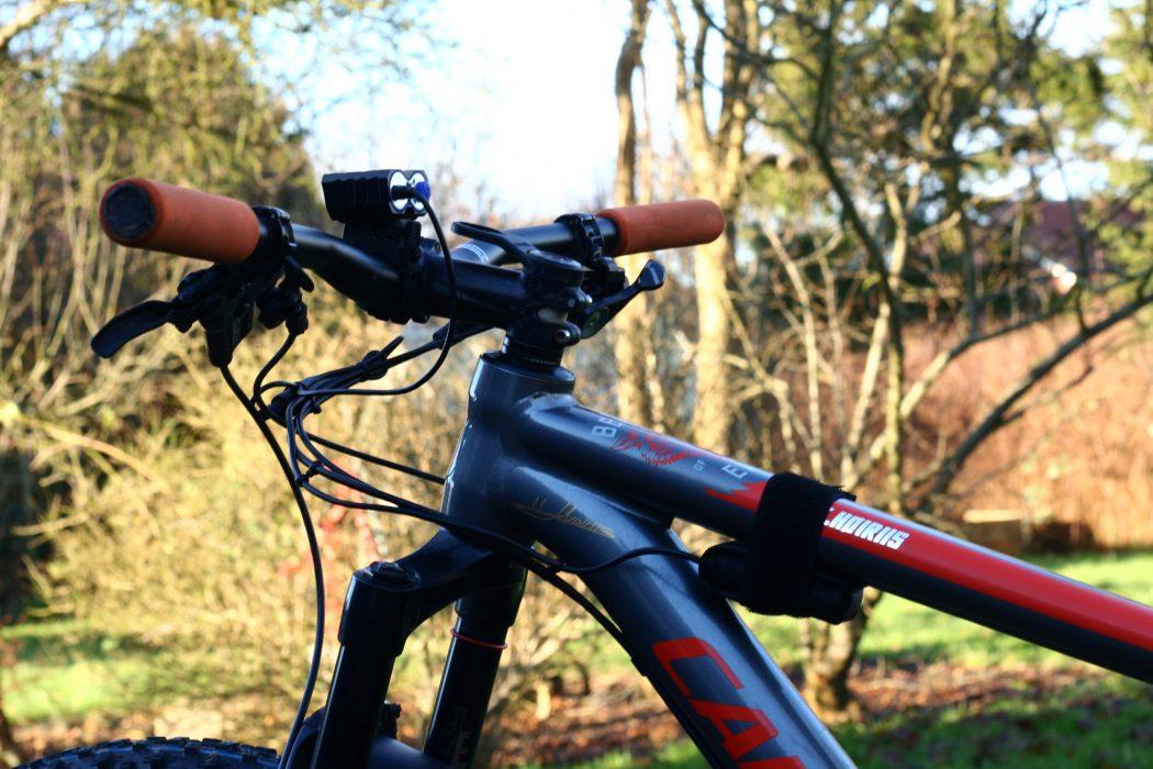 Guide: Vælg de rigtige lygter til mountainbike   CykelStart.dk