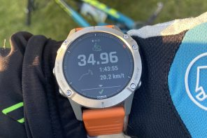 Test: Garmin fēnix 6