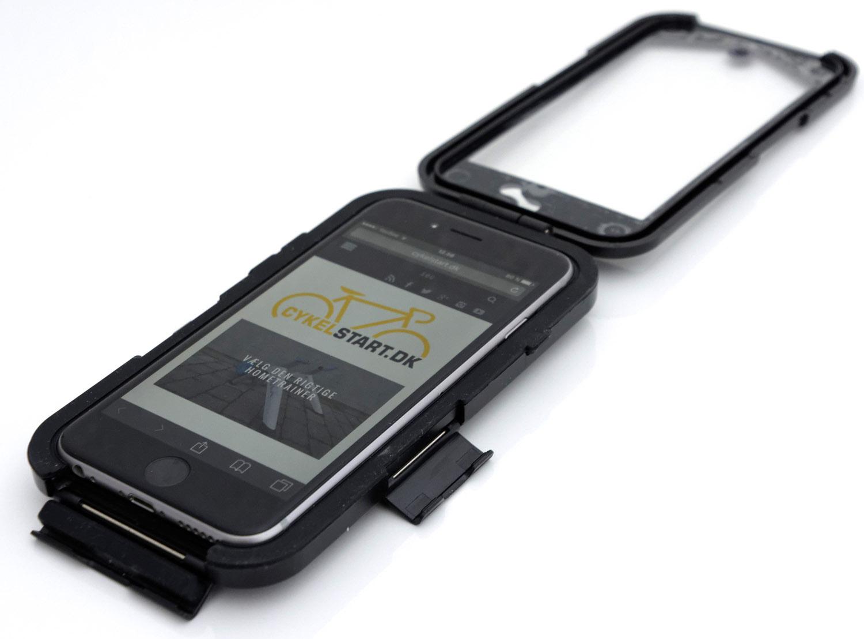 Lækker Test: Puro iPhone 6 cykelholder | CykelStart.dk PN-31