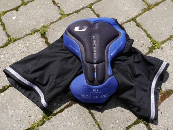 Newline-Bike-8-panel-shorts-pude