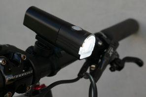 Test: BikeSpark BKS-F3 LED forlygte