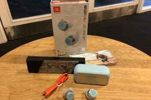 Test: JBL Reflect Flow hovedtelefoner