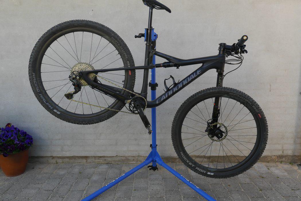 Godt Værksted: Vælg den rigtige arbejdsstander til cyklen | CykelStart.dk OL16