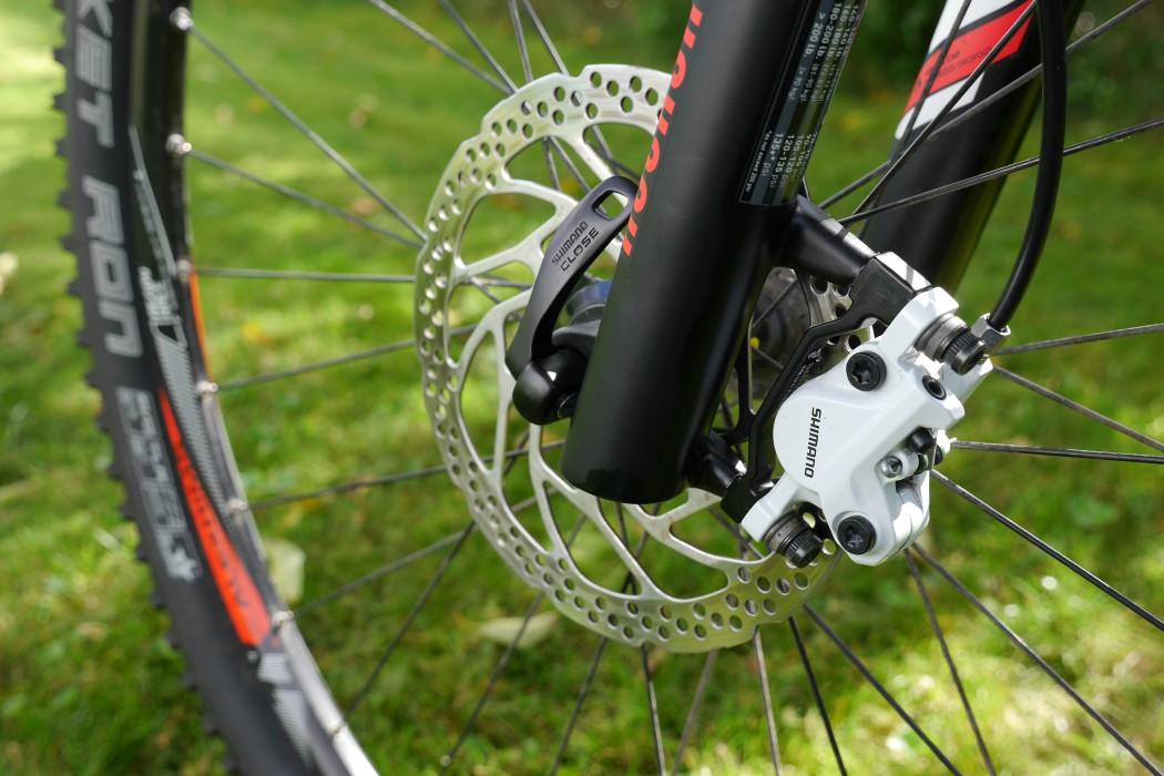 Guide: Justering af skivebremser   CykelStart.dk