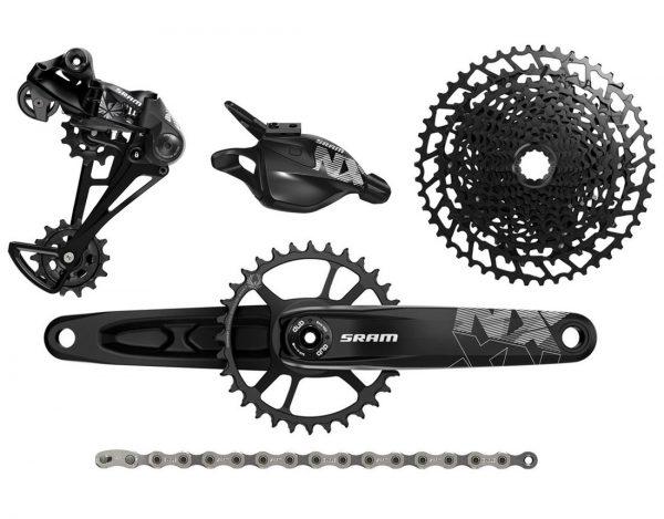 SRAM geargruppe til MTB – hvilken skal man vælge?