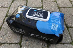 Uniwipe Ultragrime – vådservietter til værkstedet